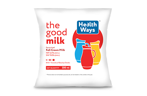 Healthways Full Cream Milk