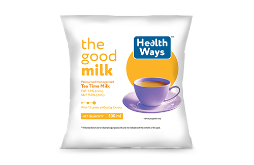 Healthways  Tea Milk
