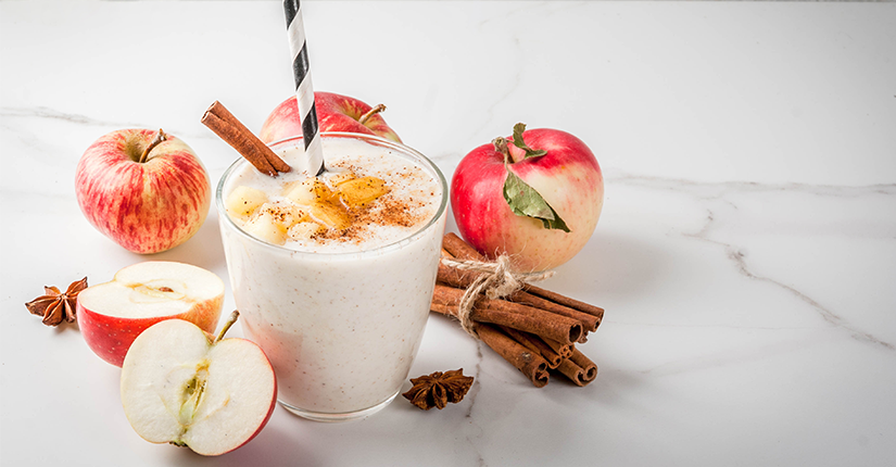 Apple – Cinnamon Smoothie
