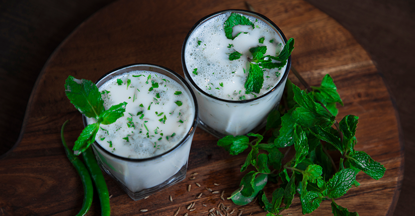 MINT BUTTERMILK